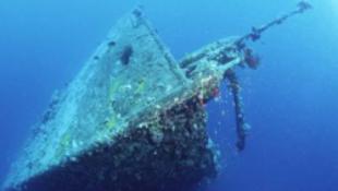 Kincset érő hajóroncsokra bukkantak