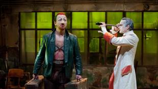 """""""... a kolozsvári színház az én életemben egy origó."""""""