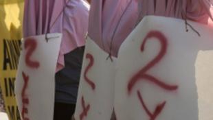 A magyarok is tüntetnek a Pussy Riot lecsukása miatt
