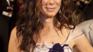 Sandra Bullock New Orleansban jótékonykodott