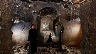 Megtalálták Ozirisz sírjának másolatát