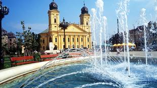 Külföldi és magyar sztárok Debrecenben