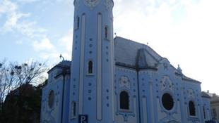 100 éves a Kék templom