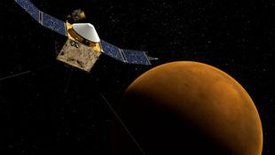 Két szonda készül pályára állni a Mars körül