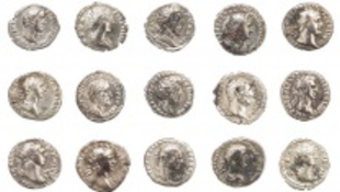 Titokzatos ezüstpénzekre bukkantak