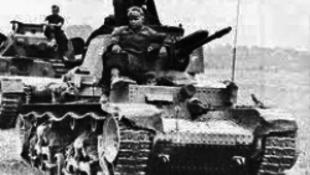 Múzeumba került a különleges tank