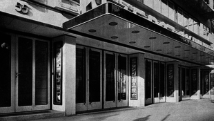 Káprázatos lépcsőházak és a Bauhaus