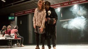 Afrim-bemutató a Tamási Áron Színházban