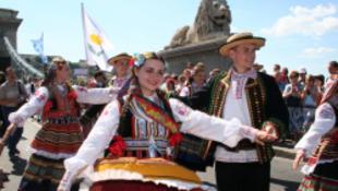 Duna Karnevál Gála a Margitszigeten