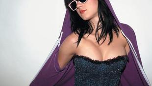 Jótékonykodás Katy Perry mellevel