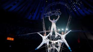 Cirkusz az egész országban