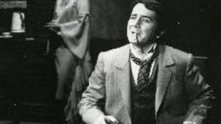 Rövid betegségben hunyt el a magyar színész