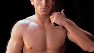 Christian Bale kiütötte Brad Pittet