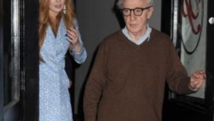 Mire készül Woody Allen és Lindsay Lohan?