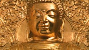 Valentin-napi buli buddhistákkal