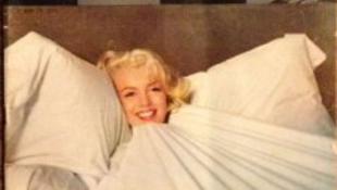 Publikálatlan Monroe-negatívokat árvereznek el