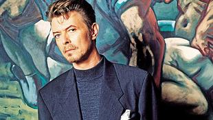 David Bowie különleges képei