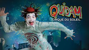 Cirkusz Budapesten: magyar lány a levegőben