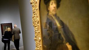 Közel százezren látták eddig a Rembrandt-kiállítást