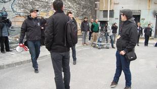 A filmgyártás kulisszái, avagy Etyekwood