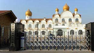 Így néz ki a Kreml Kínában