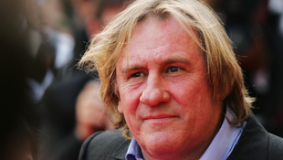 Részegen állt színpadra Depardieu