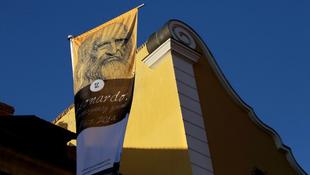 Meghosszabbítják a da Vinci-kiállítást