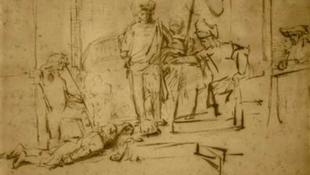 Leakasztották a Rembrandt festményt és elsétáltak vele