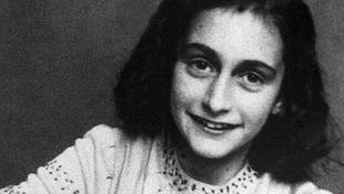 Őrült férfi rongálta meg Anne Frank könyveit