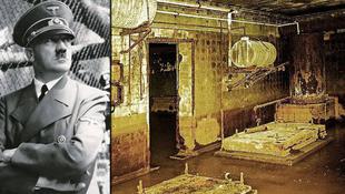 A Führerbunker fotóira bukkantak Berlinben
