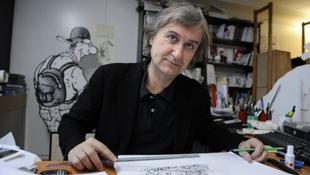 Milliókat fizettek a karikatúráért