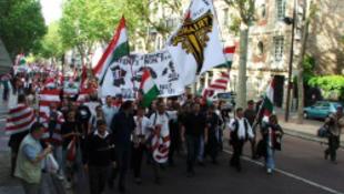 Nemet mondott a rendőrség a Hatvannégy Vármegye tüntetésére