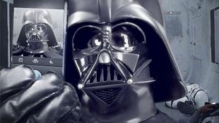 Már Darth Vader is Instagramot használ
