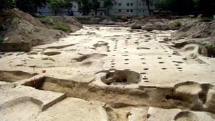 Hétezer éves lakóházat tártak fel Óbudán
