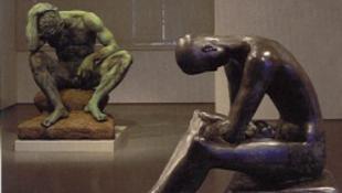 Provokáció: mit szólna ehhez Rodin?
