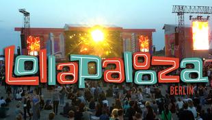 Idén is büntet a Lollapalooza Berlin