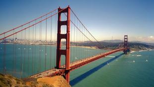 Egy 1901-es hajóroncsot találtak a Golden Gate-nél