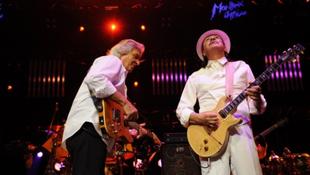 Santana és McLaughlin Montreux-ben