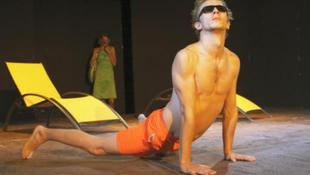 Ősbemutató a Tamási Áron Színházban