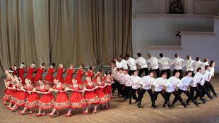 Adventi turnéra indul a Mojszejev Balett