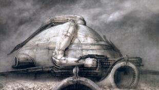 Furcsa karriert járt be az Alien tervezőjének robotszörnye