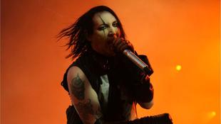 Pokolgépes fenyegetés Marilyn Manson koncertjén