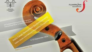 Nemzetközi komolyzenei verseny Budapesten