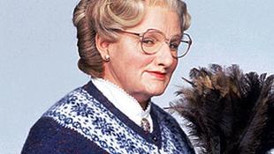 Ismét női ruhába bújhat Robin Williams