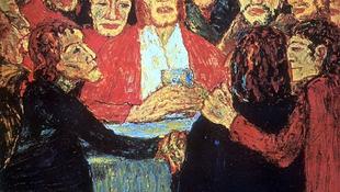 Értékes Emil Nolde-festményt loptak el egy templomból