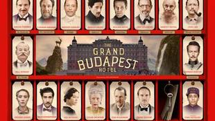 Amerikában rajonganak a Grand Hotel Budapestért