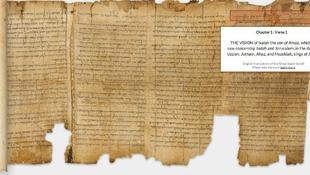 Új megvilágításba kerül az ősi Biblia?