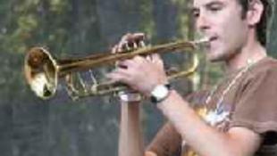 Koós-Hutas Áron lett a befutó a jazztrombitások között