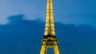 Londonba költözik az Eiffel-torony