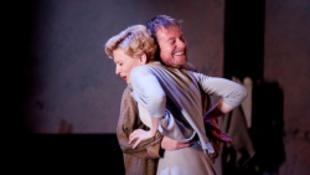 Cate Blanchett és Ascher Tamás együtt